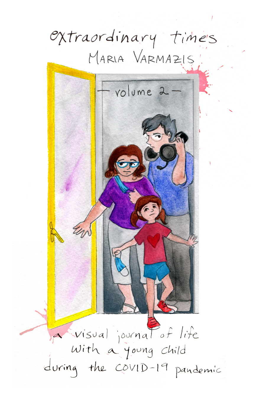 Extraordinary Times: Volume 2,